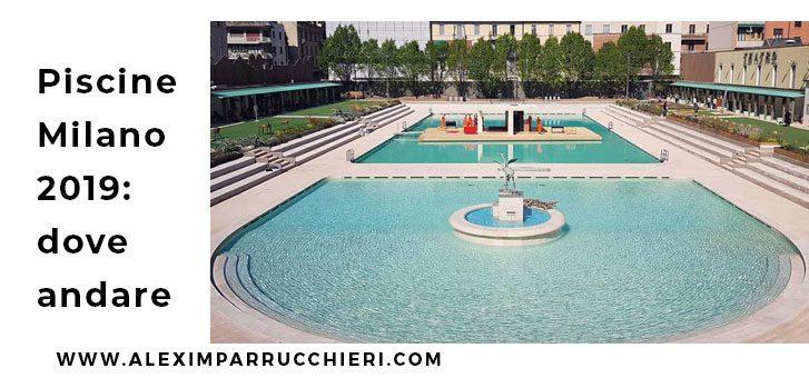 piscine milano estate 2019