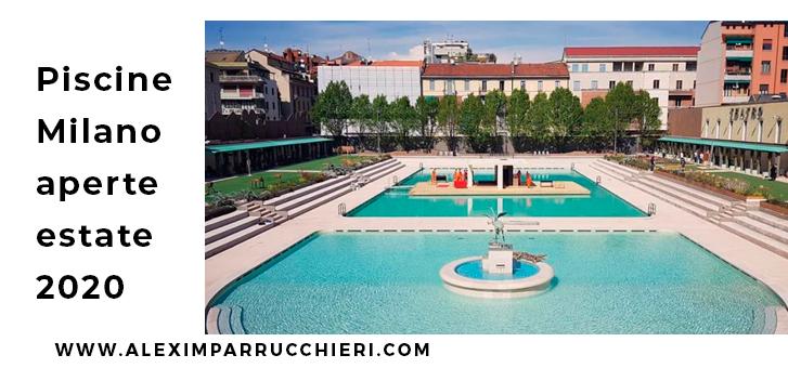 piscine milano estate 2020
