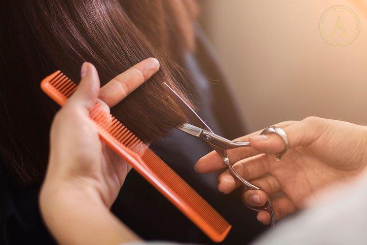 taglio capelli parrucchiere milano