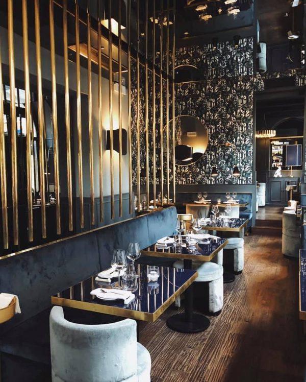 ristoranti design milano