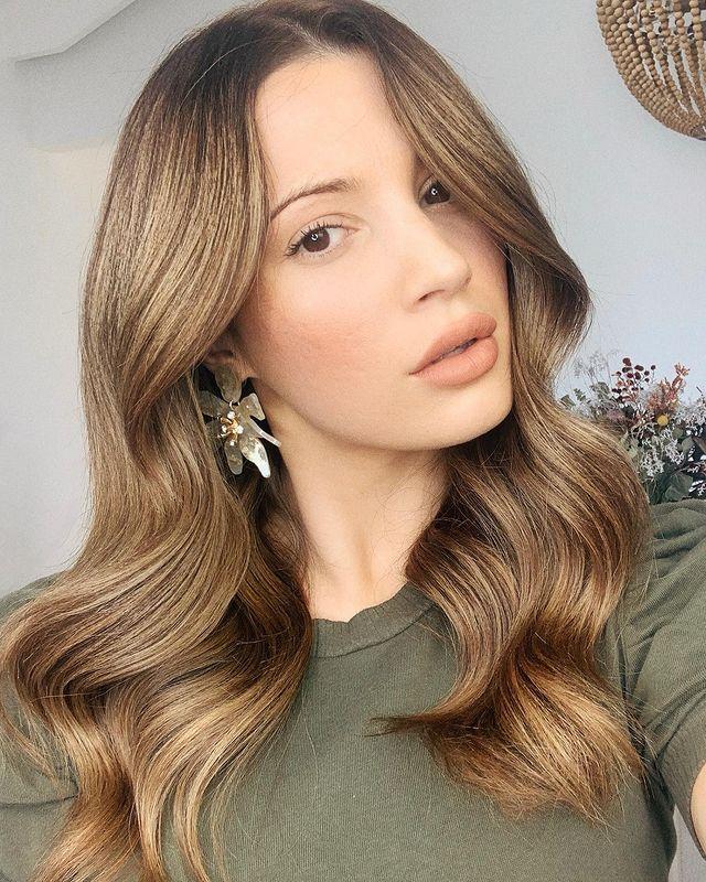 capelli biondi inverno 2021
