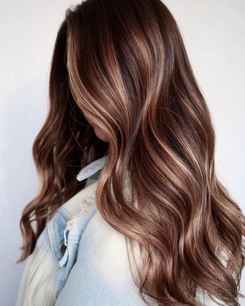 tendenze capelli castani