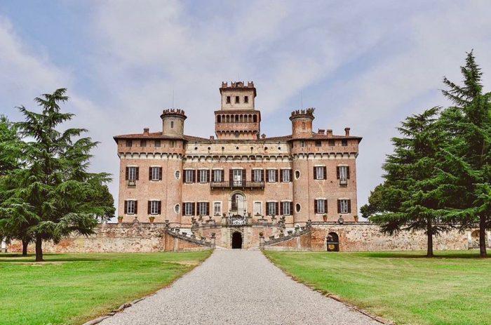 ville e castelli fuori milano