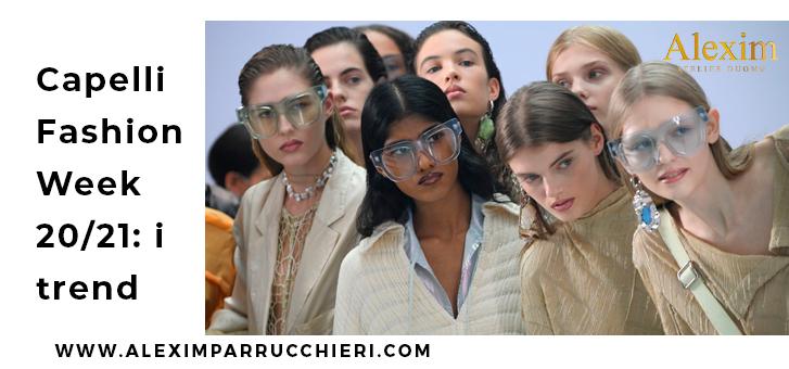 capelli fashion week