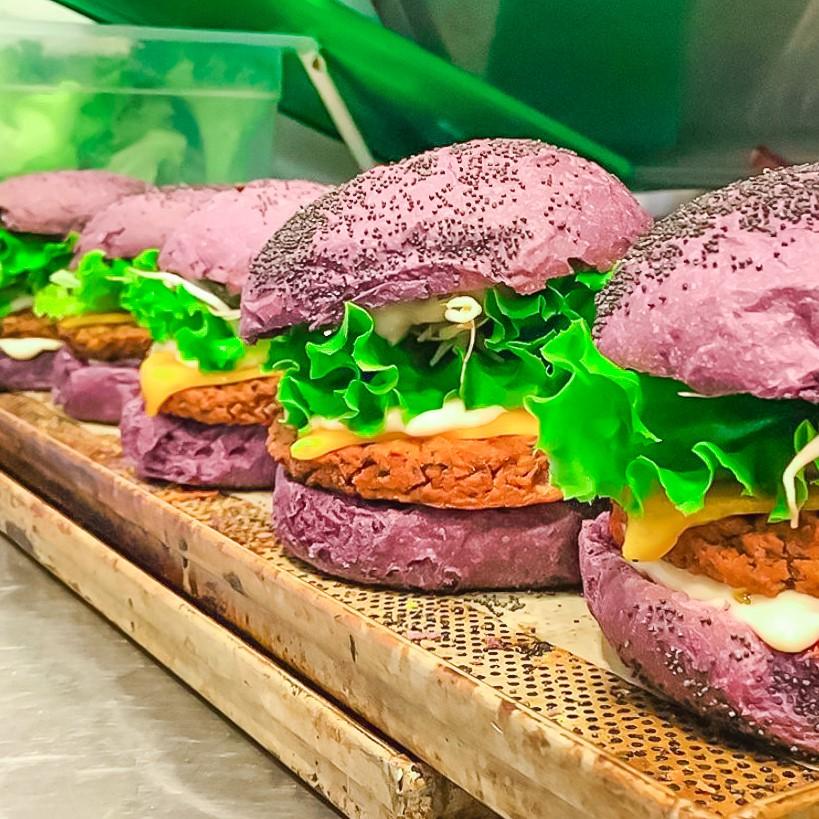 migliori hamburger a domicilio a milano