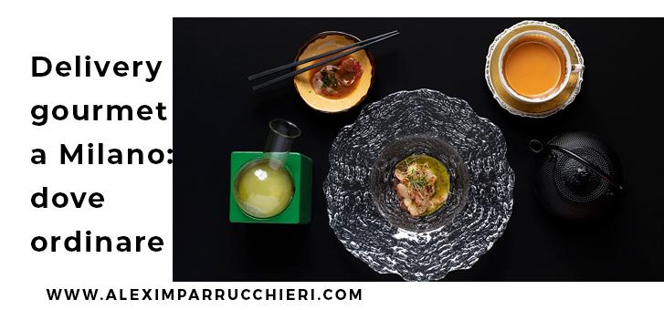 ristoranti gourmet domicilio milano