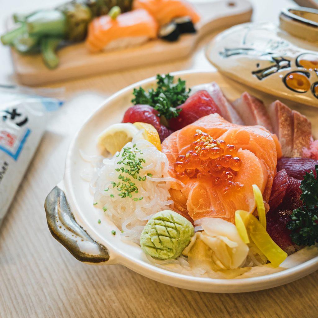 miglior sushi a domicilio Milano