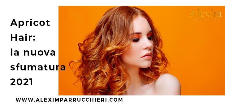 apricot hair, capelli albicocca