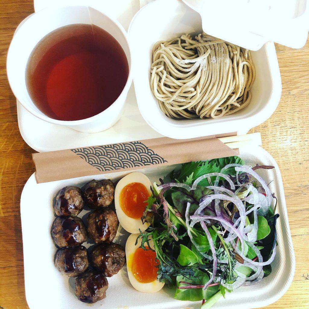 ristoranti delivery ecosostenibile milano