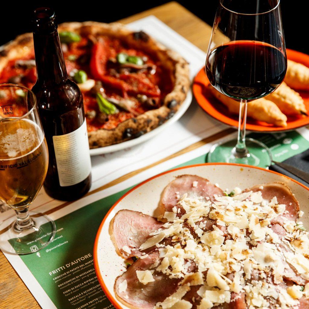 lievità pizzeria gourmet