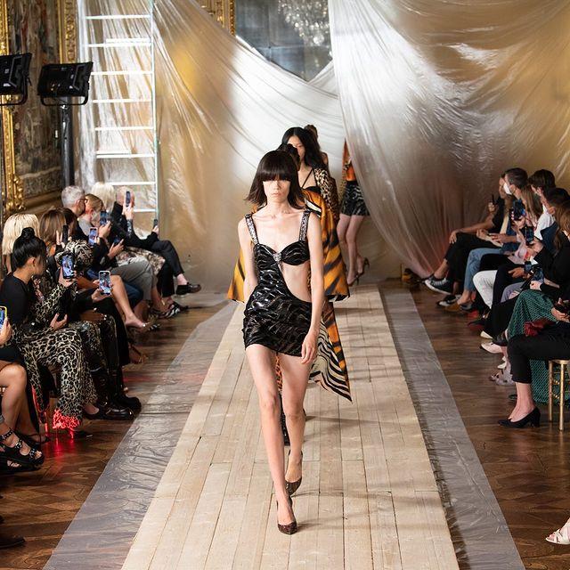 capelli milano fashion week 2021